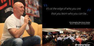 Keynote & Inspirational Speaker - Personal Performance & Self-Inspiring Mindset